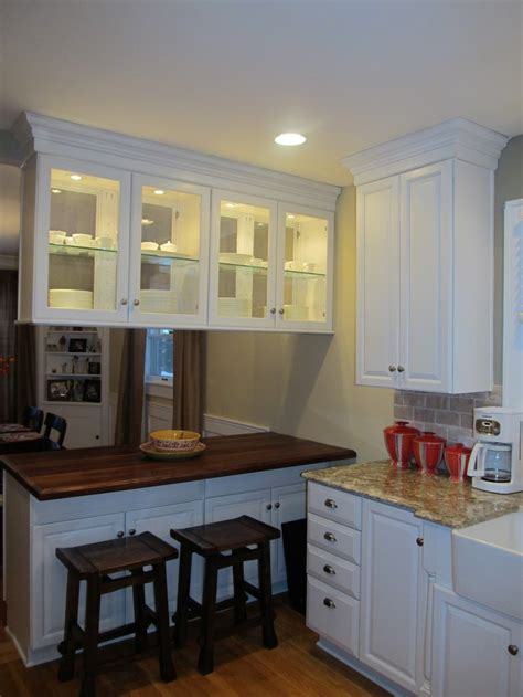 Kitchen Peninsula Cabinets Kitchen Peninsula Marten Design Portfolio My Portfolio Pinterest Cabinet Ideas Glass