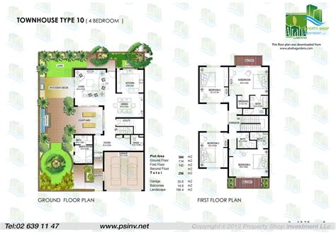 4 bedroom townhouse floor plans townhouse plan townhouse planchina new yorktownhouse plan 点力图库