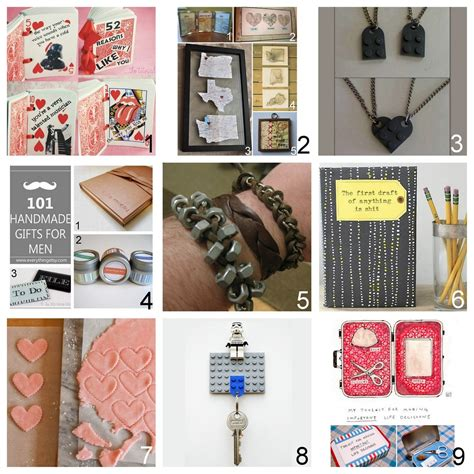 Handmade Gift Ideas For Boyfriend Birthday - gift ideas for boyfriend creative gift ideas for