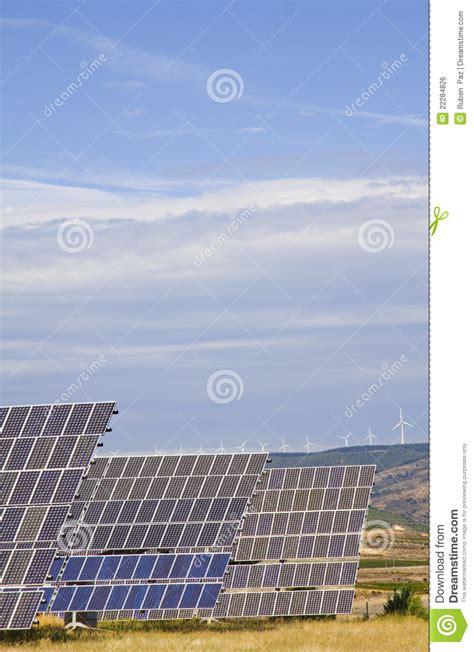 solar energy royalty free stock image image 22284826