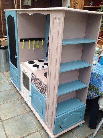 meuble cuisine enfant comment transformer un meuble tv en cuisini 232 re pour