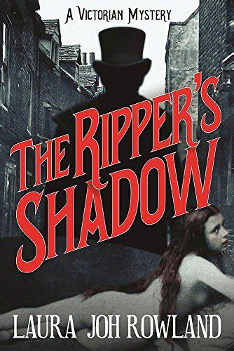 the ripper s shadow a mystery books a book review by roger abrams the ripper s shadow a