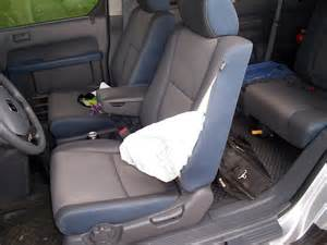 Car Seat Covers For Cars With Side Airbags 2006 Honda Element Defective Side Airbag Deployed 3