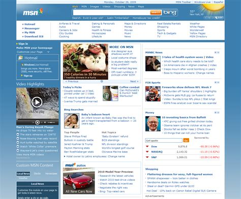 msn website related keywords msn website