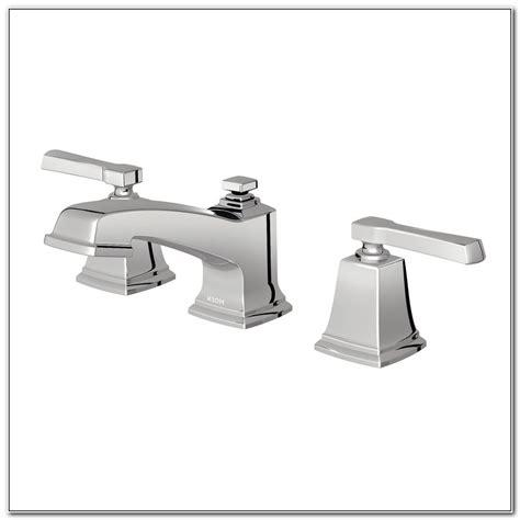 Moen Boardwalk Kitchen Faucet by Bathroom Faucets Boardwalk Collection