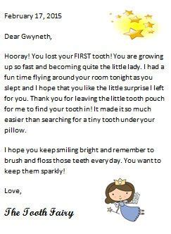 tooth fairy printables living lady