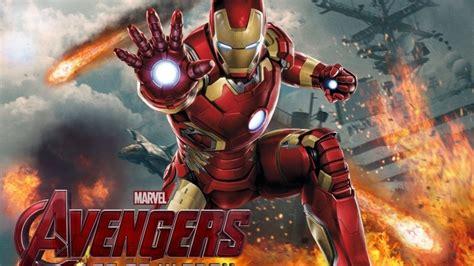 wallpaper engine iron man iron man the avengers movie hd wallpaper wallpaperfx
