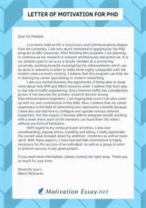 great phd motivation letter writing service motivation essay