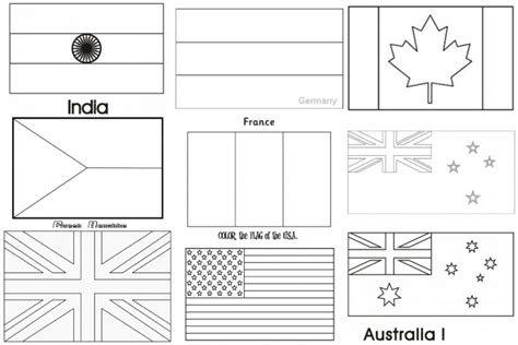 printable flags of the world black and white flags of the world for colouring 13738 flag coloring pages