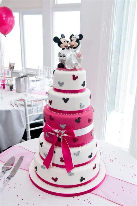 disney inspired wedding cakes trusper