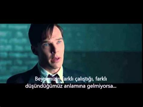 frase film enigma the imitation game alan turing is interrogated youtube