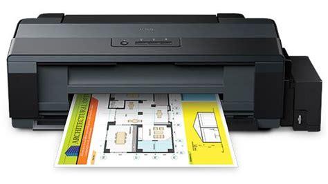 Printer Epson A3 Seri L new epson a3 ink tank printer series l1300 1 year warranty