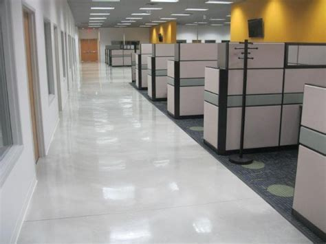 Portfolio of Completed Epoxy Floor Projects: Retail Commercial
