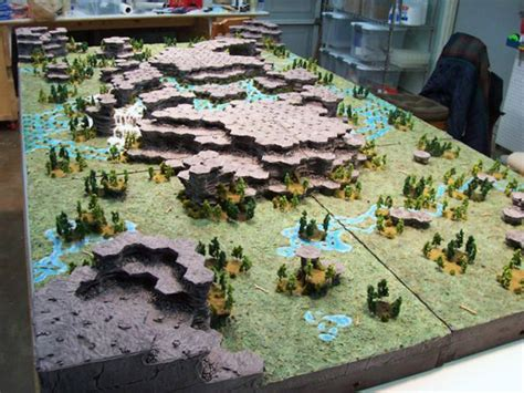 how to make 3d hexagon maps for axis allies miniatures terrein height board game designers forum