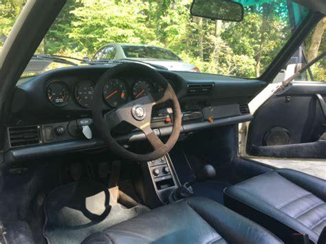 navy blue porsche convertible 1987 porsche 911 convertible white navy blue