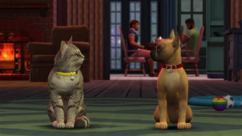 the sims 4 cats and dogs the sims 4 cats dogs pc review stg