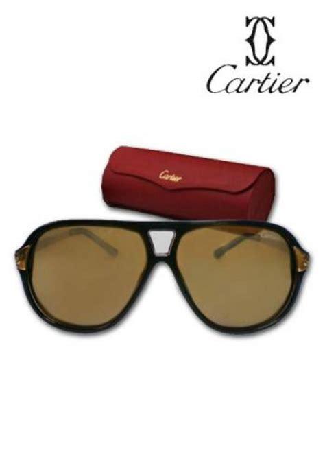 Sungglasses Kacamata Cartier T8200669 Box Sleting cartier aviator sunglasses box pouch in pakistan hitshop