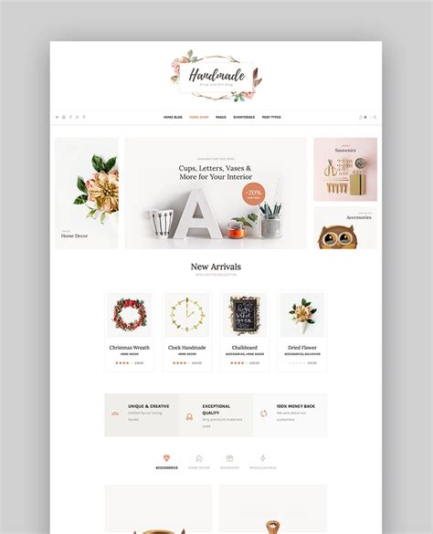 templates for handicrafts website all tutorials page 17