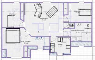 Bien Plan Suite Parentale 15m2 #2: nice-plan-suite-parentale-3-plans-de-la-maison-construction-de-maison-elo-amp-jc-966-x-618.jpg