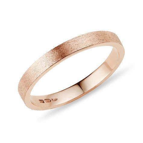 Hochzeitsringe Rosegold by Klenota Hochzeitsring Ros 233 Gold Trauringe F 252 R Damen