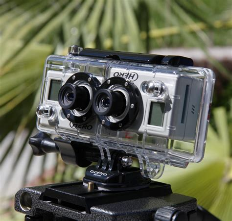 Fisheye Gopro gopro 3d with sunex no fisheye lenses at dvinfo net