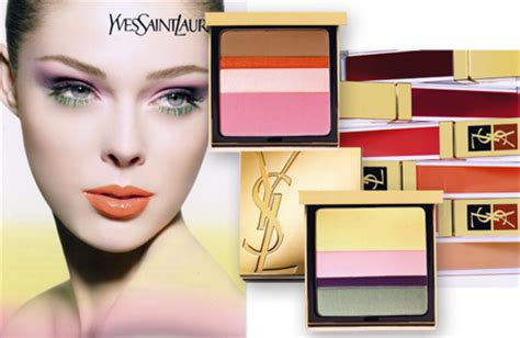 Lipstik Ysl Di Counter ss09 makeup yves laurent colour beaut ie