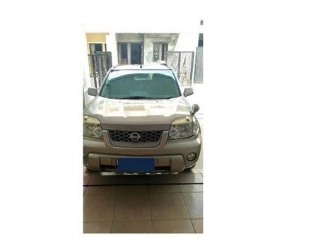 Nissan X Trail 2 5st x trail dijual nissan xtrail 2 5 st a t mobilbekas