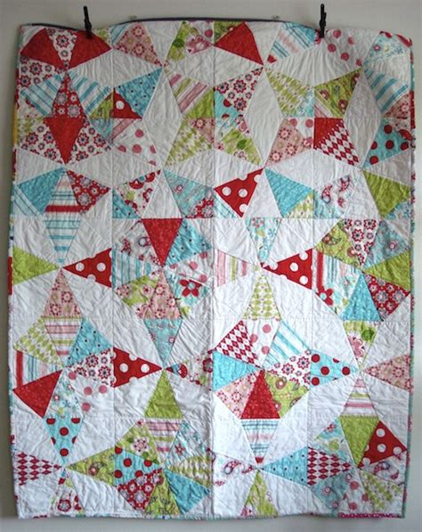 Kaleidoscope Patchwork Quilt - kaleidoscope patchwork believemagic