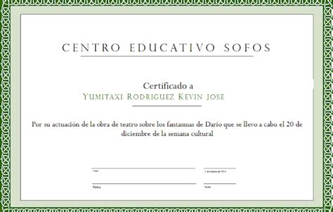 sofos cursos centro educativo sofos