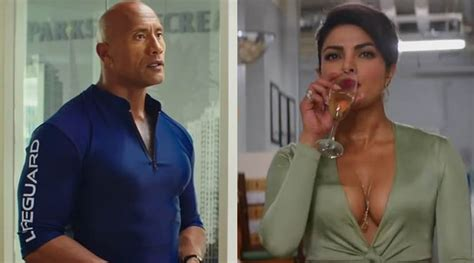 dwayne johnson biography in hindi this is why priyanka chopra chose baywatch as her debut