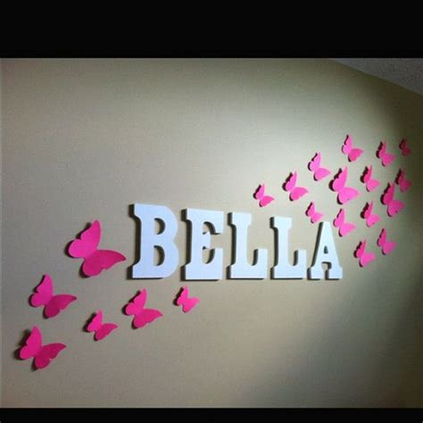 wall art for girls bedroom best 25 butterfly wall art ideas on pinterest 3d