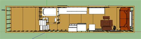 petumbly boy the updated layout tiny house