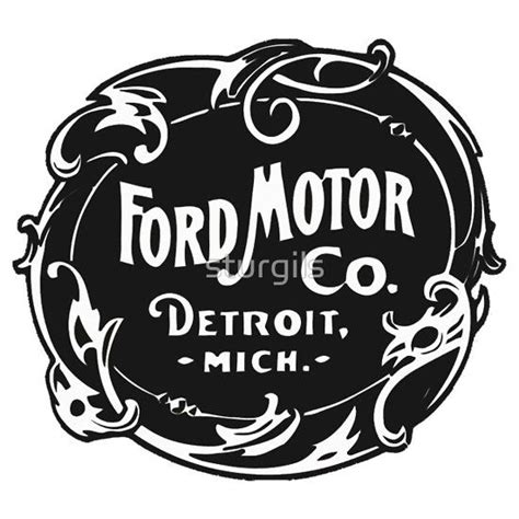ford old logo vintage ford motor company logo old shirts