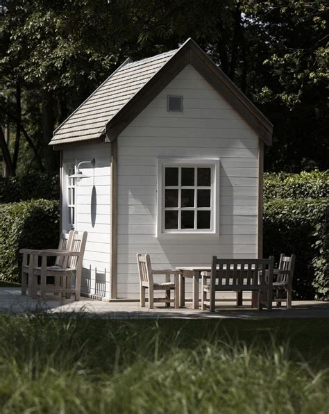 White Shed Paint by This Makes Me Want To Paint Our Shed White Instead Of