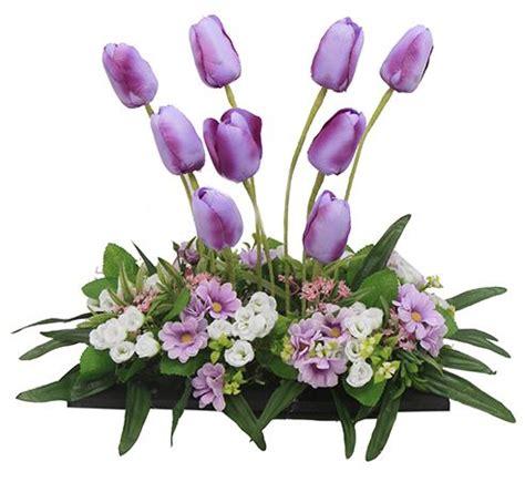 arreglos de flores para 15 aos centro de mesa con flores moradas para bodas o xv a 241 os