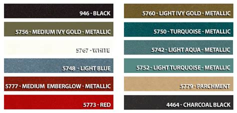 1966 mustang color chart 1966 mustangs 66 mustangs info 1966 ford mustang pics