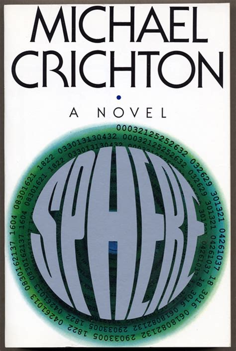 Novel Michael Crichton 30rb sphere michael crichton edition