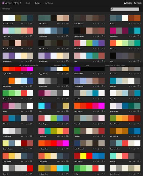 website colour combinations 100 website colour combination psychology of bright colors for websites social9 22