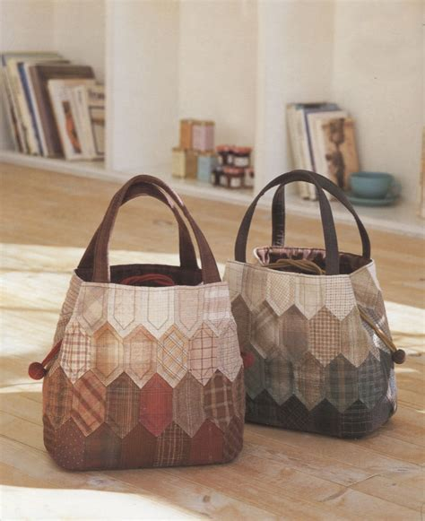 Patchwork Quilt Bags - 261 best patchwork bags images on bags cloth