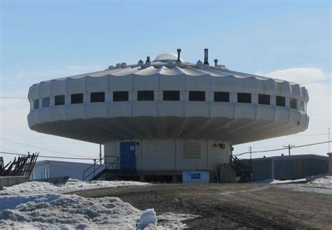 Row Houses by Igloolik Home Of The Jetsons Sybaritica