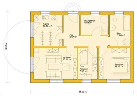 Wochenendhaus Grundriss by Massives Wochenendhaus Bungalow Mit Ytong Bauen
