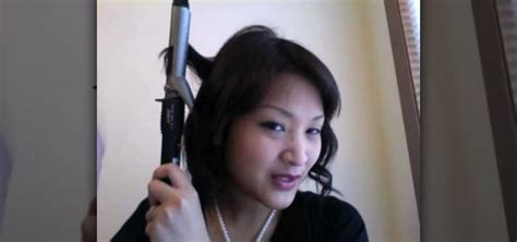 by hairstyle how to curl a short bob hairstyle 171 hairstyling wonderhowto