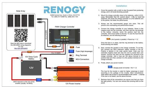 renogy solar panel wiring diagram hubbell wiring diagram