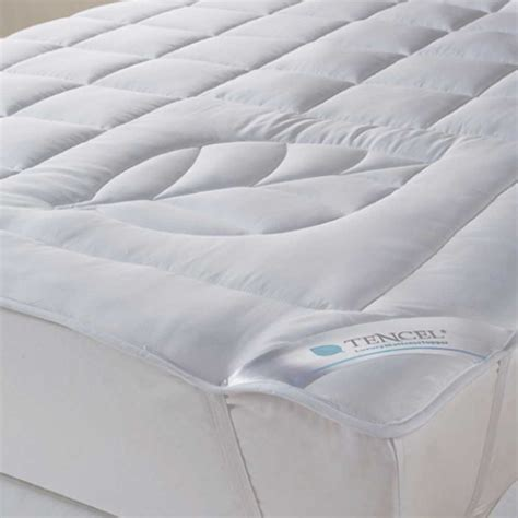tencel mattress toppers 300gsm the simply linen shop