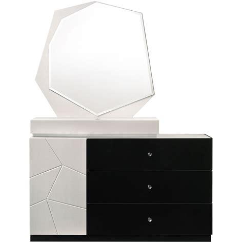 jm furniture  dm turin dresser mirror  light