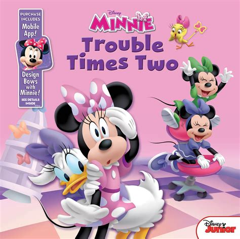 Minnie Mouse Disney And Disney Easter Iphone Dan Semua Hp minnie bow trouble times two disney books