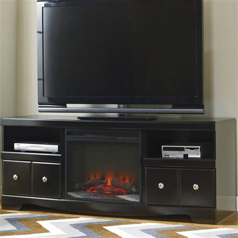 tv stand with fireplace insert shay tv stand with fireplace insert bedroom