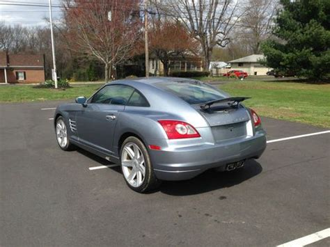 Buy Chrysler Crossfire by Buy Used 2004 Chrysler Crossfire Limited In Levittown