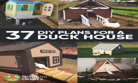 duck house ideas 37 free diy duck house coop plans ideas that you can easily build all self sustained
