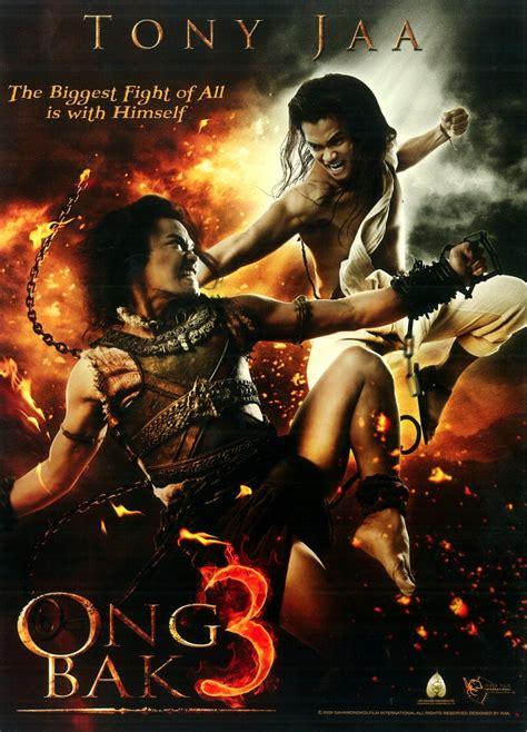 le film ong bak 3 affiches ong bak 3 de tony jaa 2010